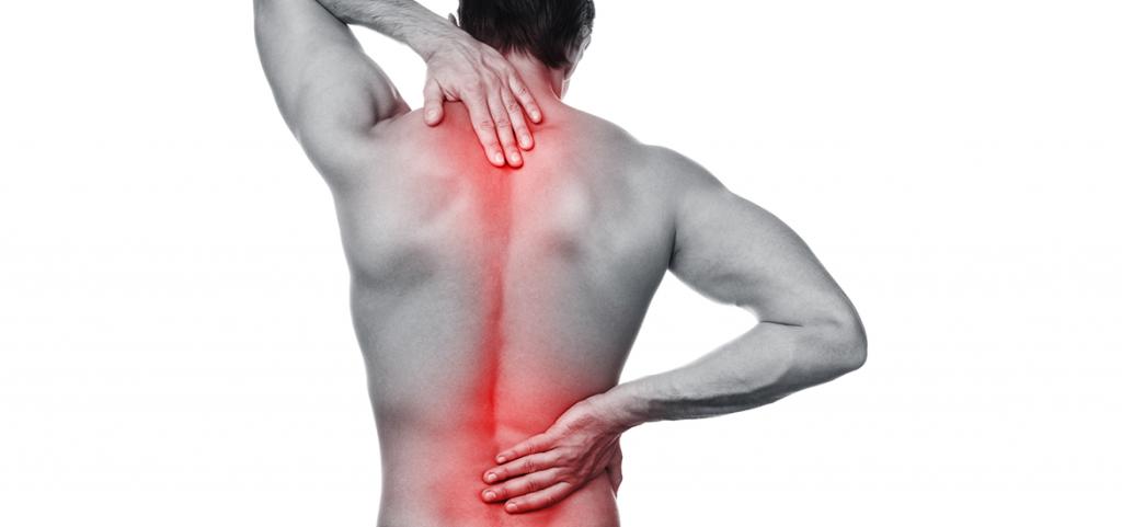 Πόνος στην πλάτη